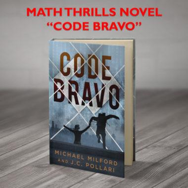 Code Bravo – World's First Math Thriller
