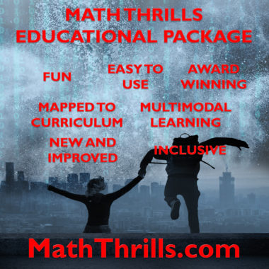 Math Thrills Educational Package